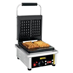 Máquinas de crêpes, gofreras y hotdog