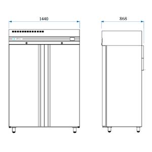 armario-refrigerado-industrial-hosteleria-gn-2-1-2-puertas-AGP-2-ER-AREVALO-medidas