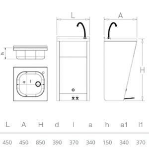 lavavamanos-mural-doble-pedal-agua-fria-y-caliente-dimensiones