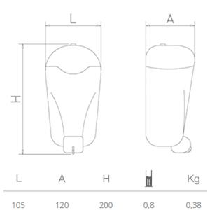 dosificador-jabon-plastico-dimensiones