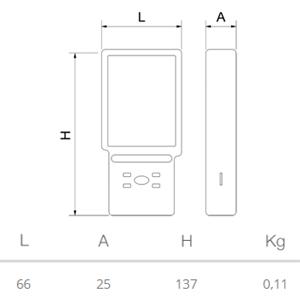 detector-calidad-aire-CO2-dimensiones