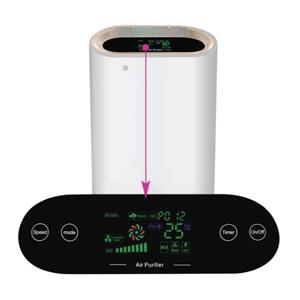 purificador-aire-filtro-hepa-lampara-ultravioleta-60-m2-pantalla